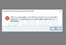 Autocad .NET 4.5 yüklü değil hatası