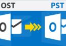 OST Dosyasını PST Dosyasına Nasıl Aktarabilirim ?