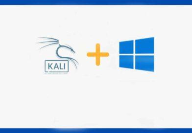 Windows 10 Alt Sistemi için Kali Linux (Win-Kex) Kurulum Kılavuzu