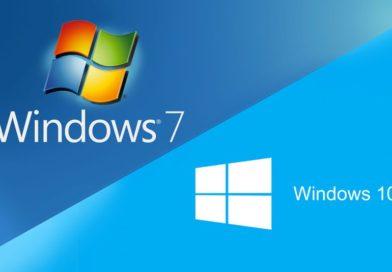 Windows 10'nu Windows 7, 8 ve 8.1 in Ürün Anahtarı ile yükleyin