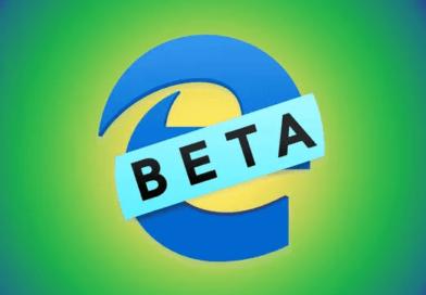 Yeni Microsoft Edge Beta Artık Kullanıma Hazır