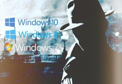 Windows 10 Etkinlik Geçmişinizi Microsoft'a Gönderiyor.